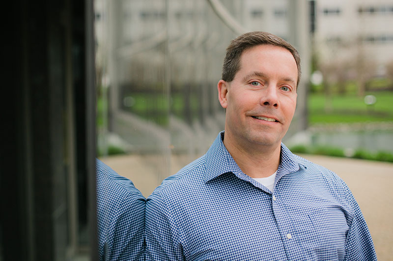 Chuck Eisenhauer, Senior Technical Project Manager