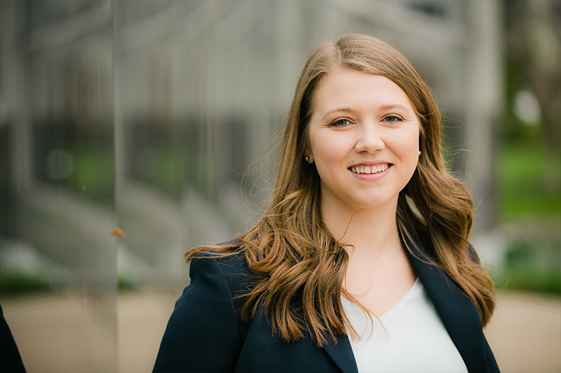 Kaitlyn Maybee, Program Manager